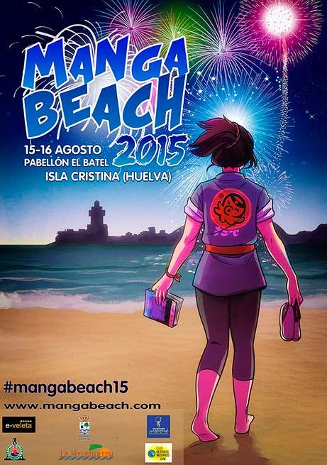 Se acerca el Mangabeach Isla Cristina 2015
