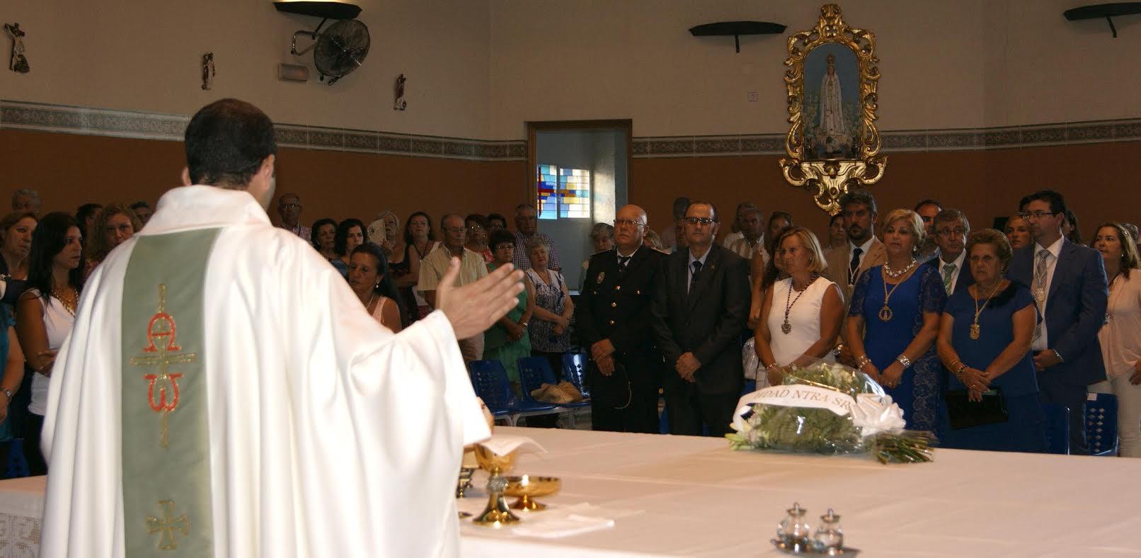 Celebrada la Misa dedicada a sector pesquero en el marco de las Fiestas de la Virgen del Mar