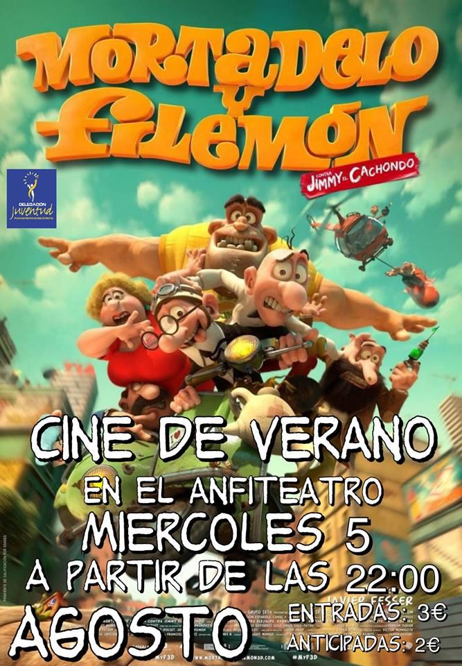 Vuelve el Cine de Verano a Isla Cristina