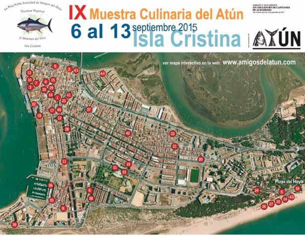 XIV Encuentro en Isla Cristina de Capitanes de Almadraba 'Arráez y sotárraez'