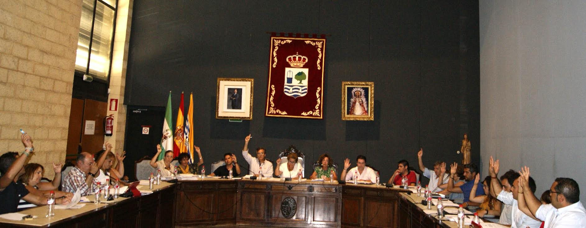 Pleno ordinario de julio Ayuntamiento Isla Cristina