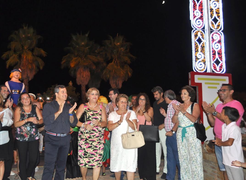 Isla Cristina vive las Fiestas en Honor a la Virgen del Mar