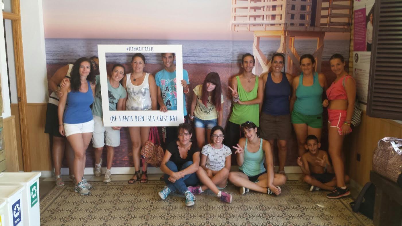 Clausurados los Talleres de Ocio y Tiempo Libre destinados a jóvenes en Isla Cristina