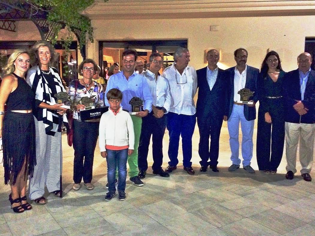 Alejandro Fernández-Victorio se hace con el XXIII Torneo Aniversario de golf de Islantilla