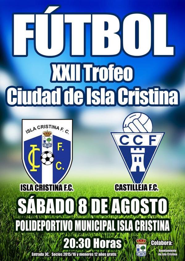 El Castilleja Campeón del XXII Trofeo Ciudad de Isla Cristina