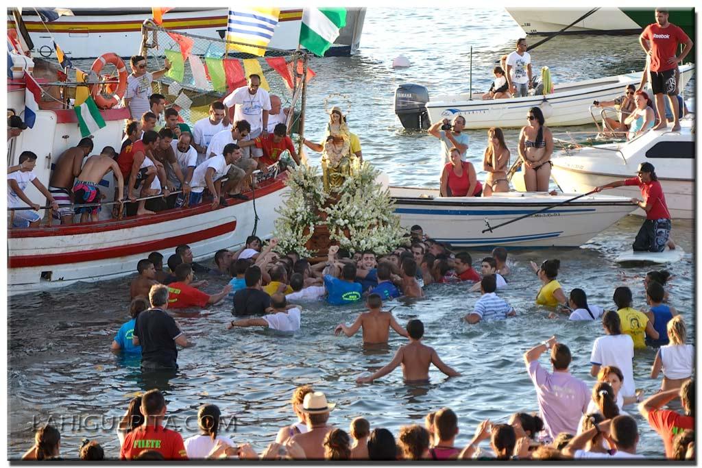 Programación para hoy domingo para las fiestas de la barriada isleña de Punta del Caimán.
