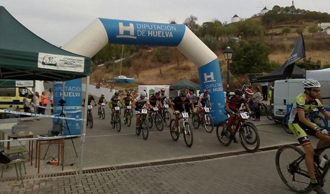 Victoria para Claudio Cuevas (MTB Fuerte y Flojo Isla Cristina) en el VII Circuito MTB Castillo de San Marcos