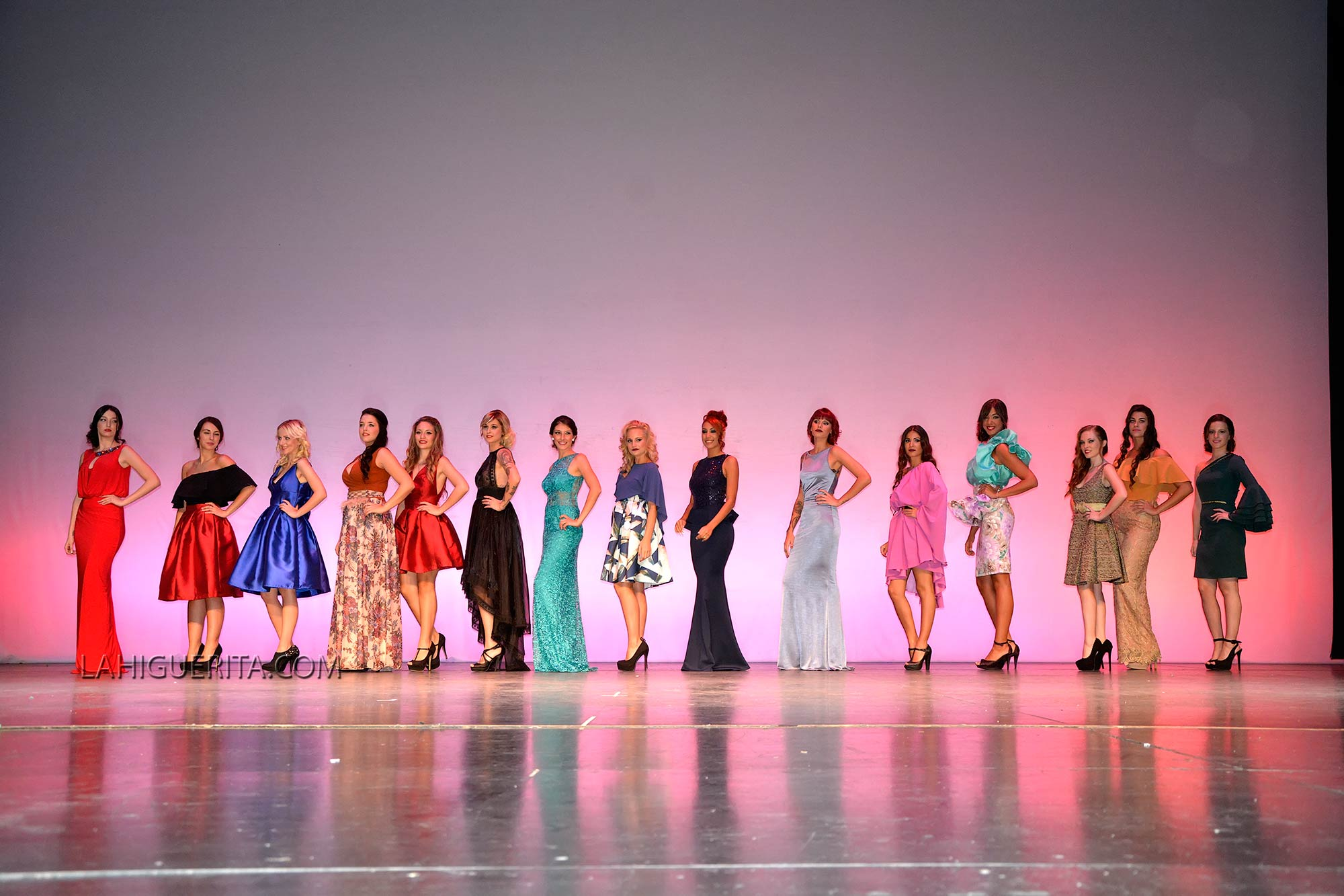 I Gala Miss Fotogénica Andaluza 2015