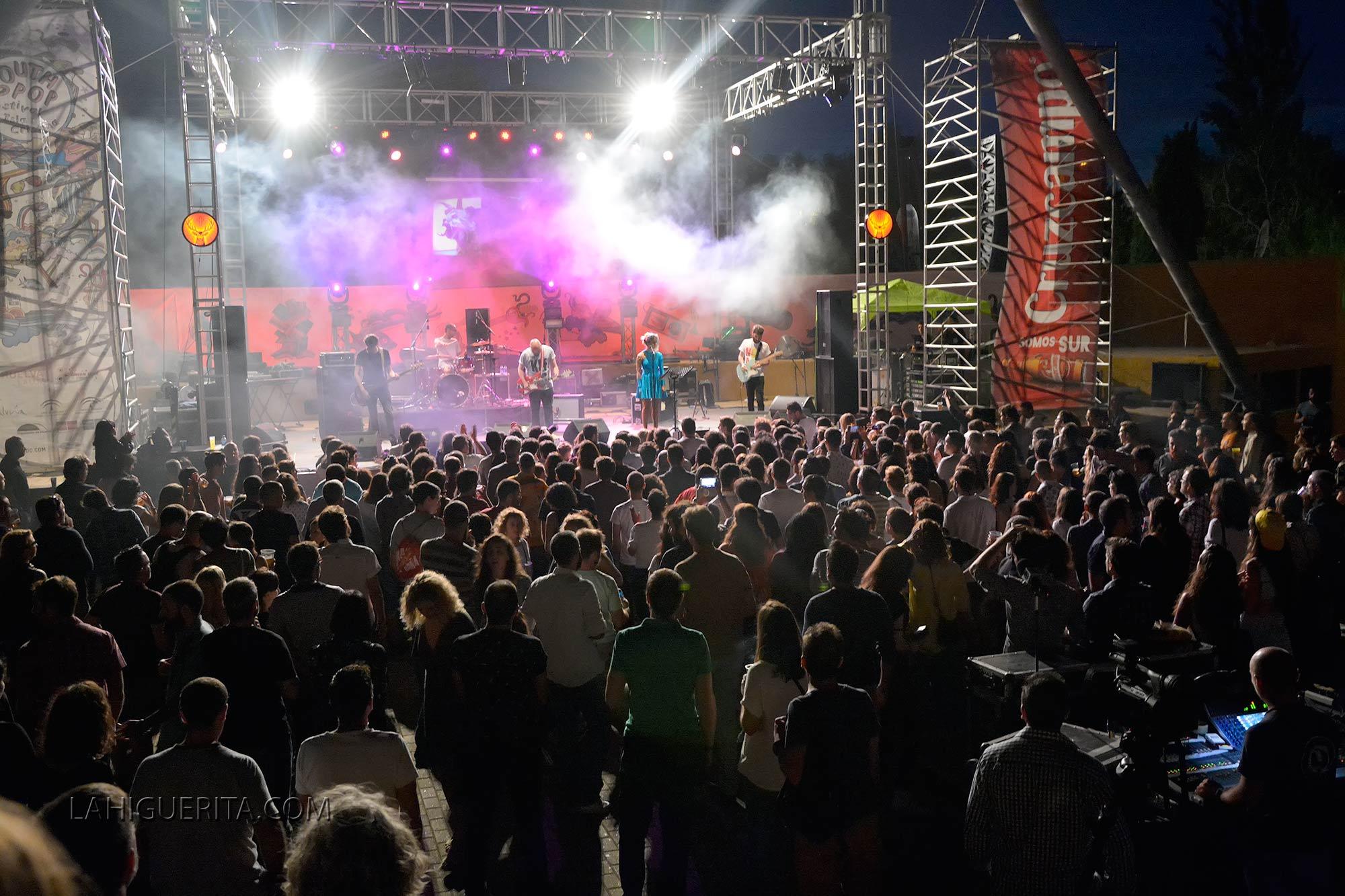 El South Pop de Isla Cristina se ha convertido en el epicentro de la 'música indie o alternativa'