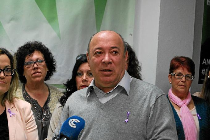Zamudio (PA) recuerda que la disolución no será hasta 2019 y que seguirá en su labor municipal en Isla Cristina
