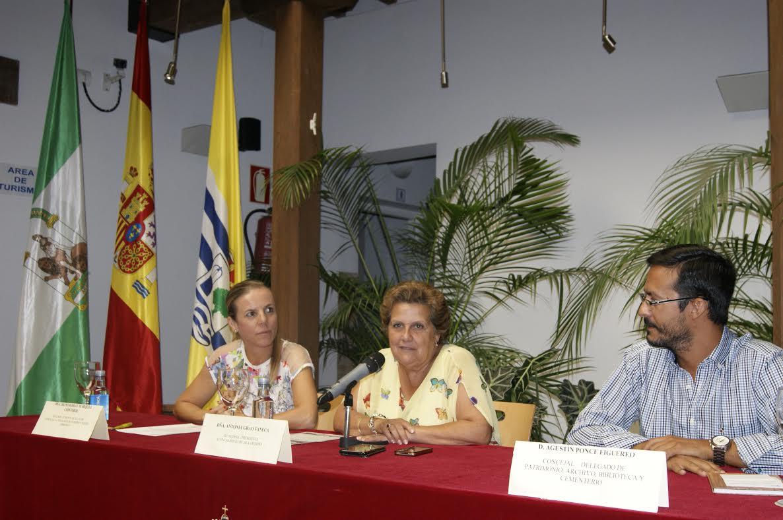 Montserrat Marquez Antonia Grao y Agustin Ponce