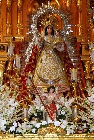 Virgen del Rosario de Isla Cristina