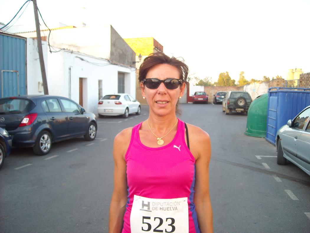 La Atleta Ana Rocío Galán