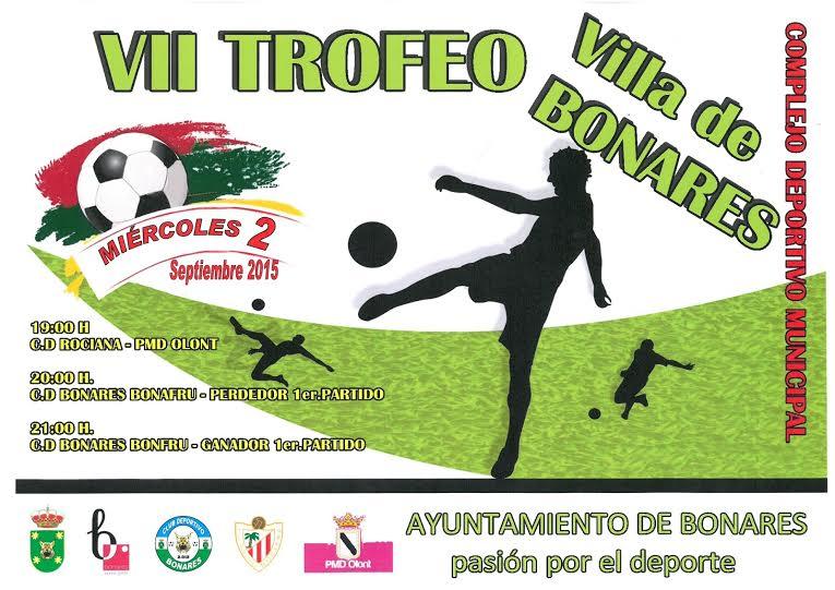 VII Trofeo de Fútbol Villa de Bonares