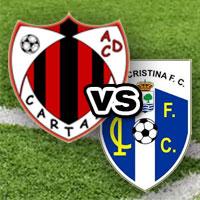 El derbi entre el Cartaya e Isla Cristina saldaron con un empate sin goles
