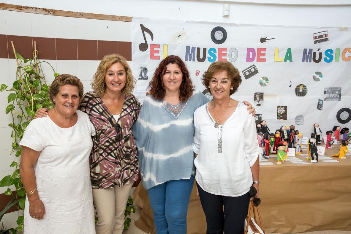 Comienzo del Curso Escolar en Isla Cristina