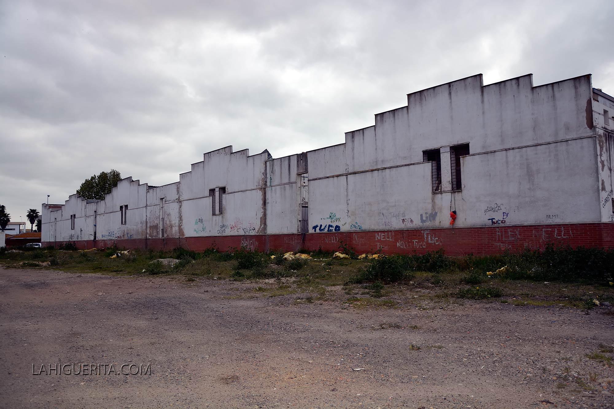 La Junta licita la redacción de la segunda fase de los cuartos de redes del puerto de Isla cristina