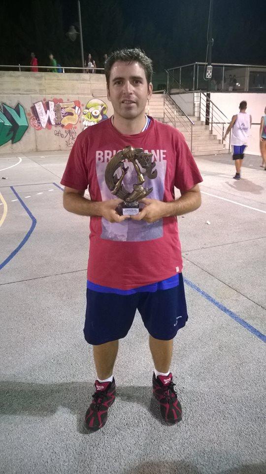 David Morgado Nuevo Entrenador del Club Baloncesto La Higuerita