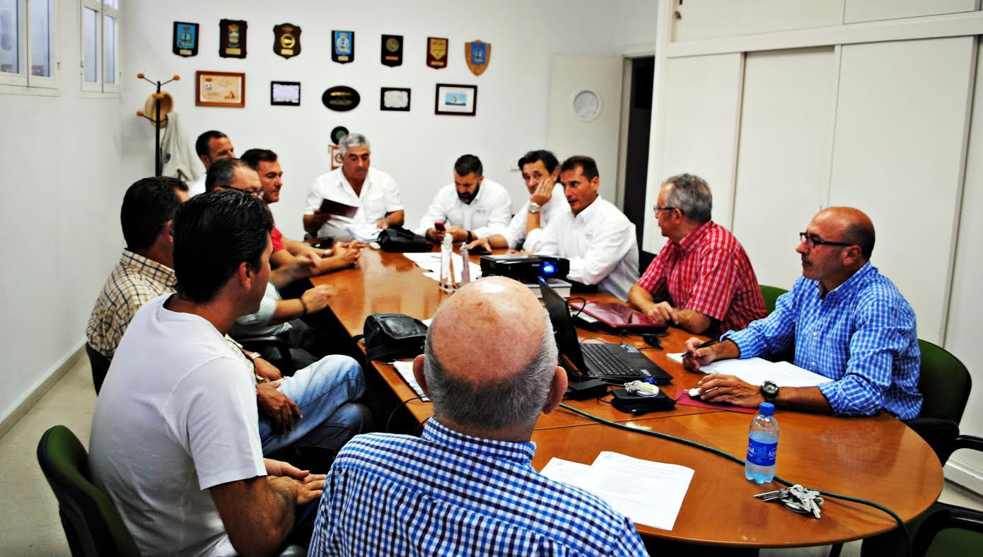 Policías y Bomberos viajan a Marruecos para promocionar en el norte de África Huelva 2016