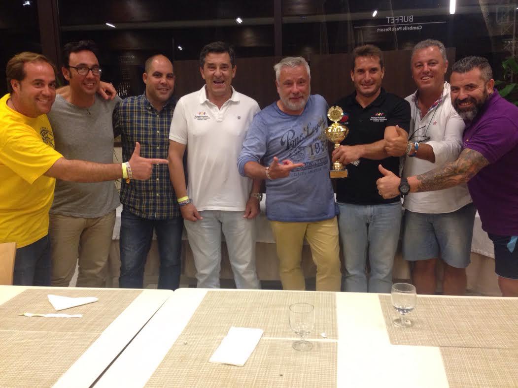 Apoyo de la Gold Cup a Huelva