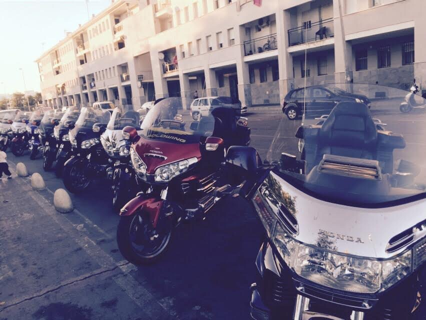 El Club Goldwin Andalucía organiza su concentracion GWCA Open 2015 en Islantilla