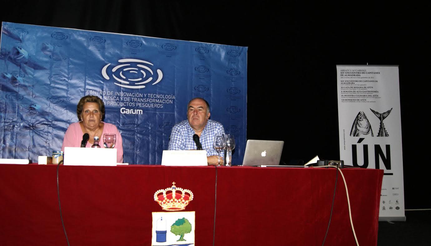 Celebrados los Arráez y Sotarráez XIV Encuentros de Capitanes de Almadraba en Isla Cristina