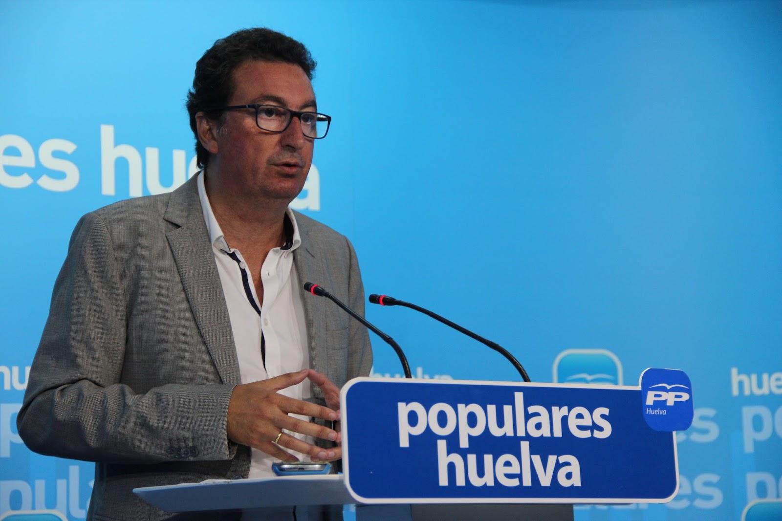 El PP presentará mociones en los ayuntamientos y en la Diputación para que la Junta pague sus deudas