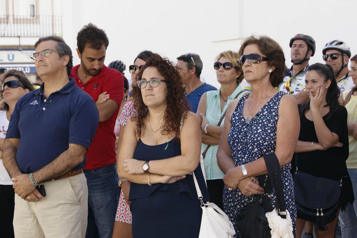 La III Marcha del Alzheimer recorre Isla Cristina