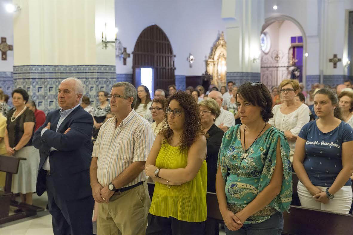 Celebrada la Misa dedicada a los afectados por el Alzheimer