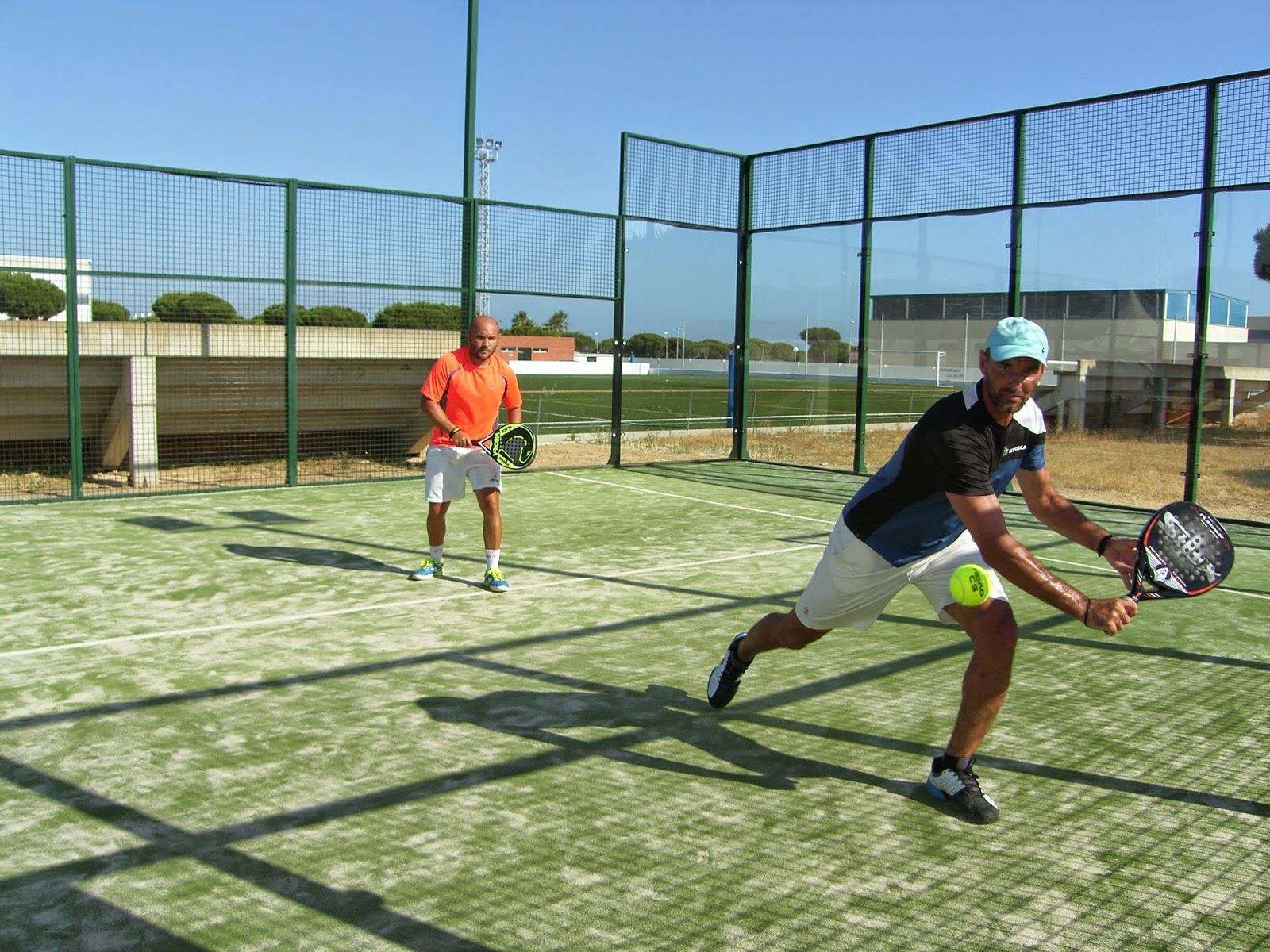 Moguer Alberga el V Torneo de Pádel La Esperanza