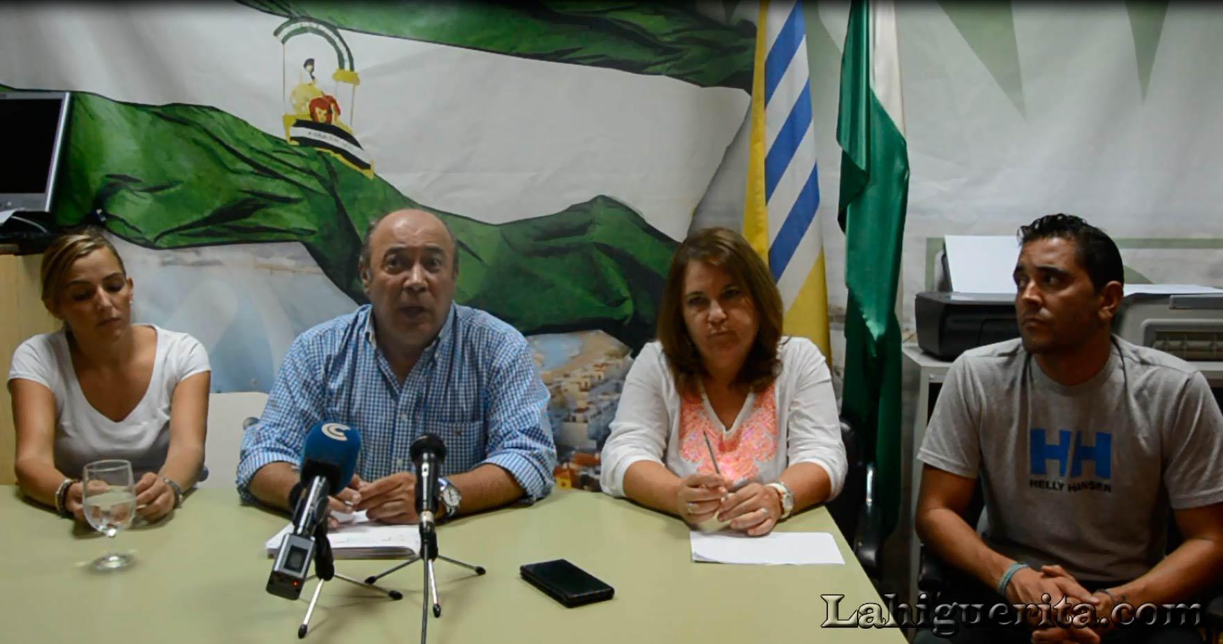 Presente y futuro del Partido Andalucista en Isla Cristina