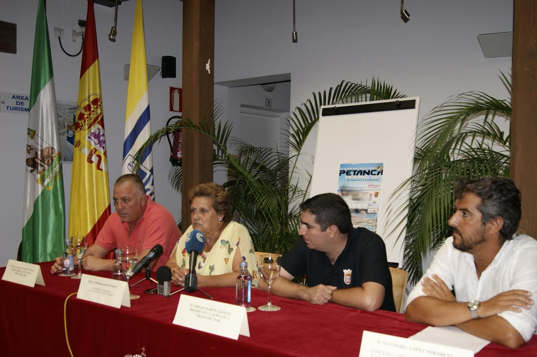 Isla Cristina acogera el III Open Internacional de Petanca