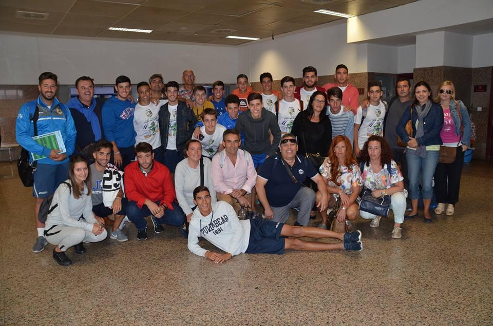 Derrota del Juvenil de la Punta del Caimán en Ceuta
