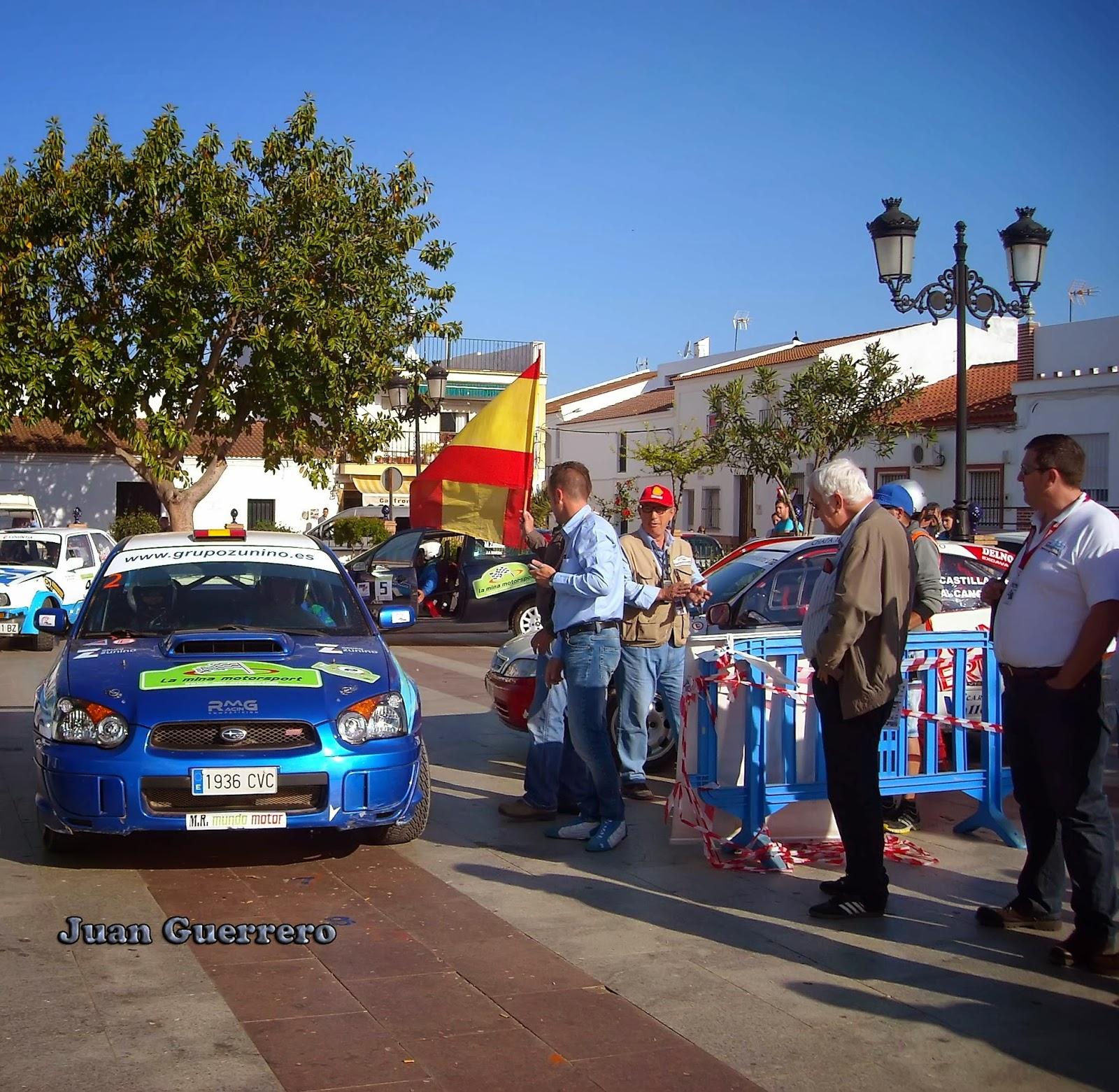Suspendido el III Rallysprint de tierra Ciudad de Villablanca