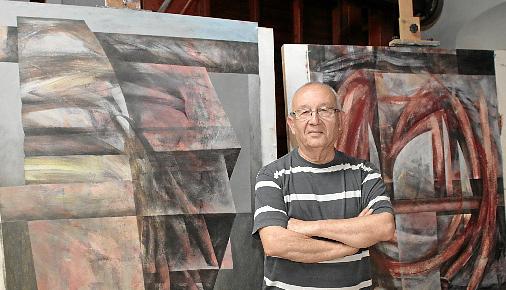 Juan Manuel Seisdedos presenta sus últimas obras desde este miércoles en el OCIb 2015