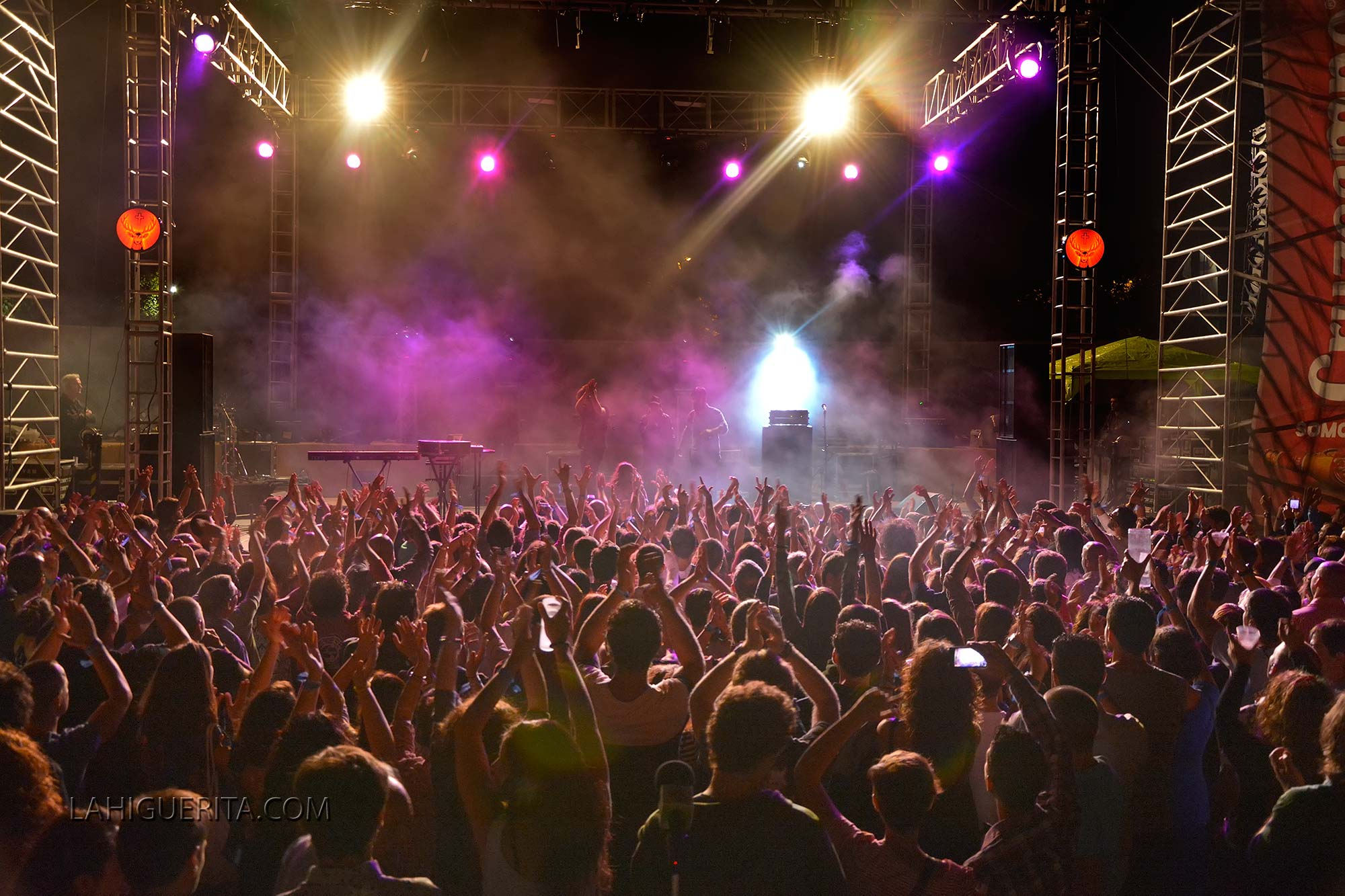 Excelente ambiente y una gran afluencia de público en la VIII Edición del South Pop en Isla Cristina