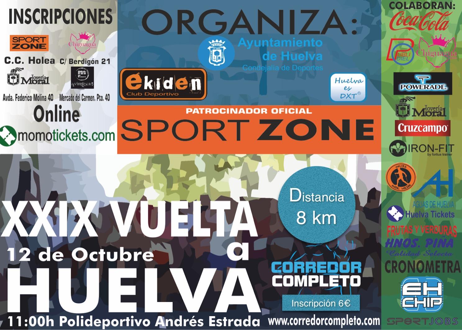 XXIX Vuelta a Huelva