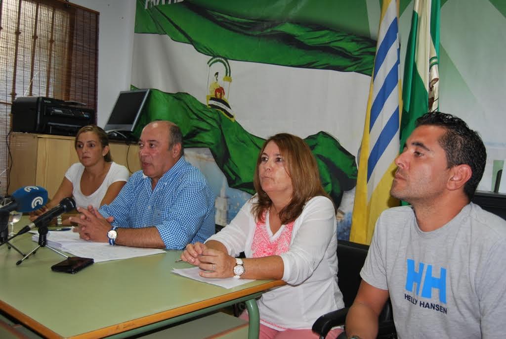 Zamudio explica a la militancia el proceso de disolución del PA