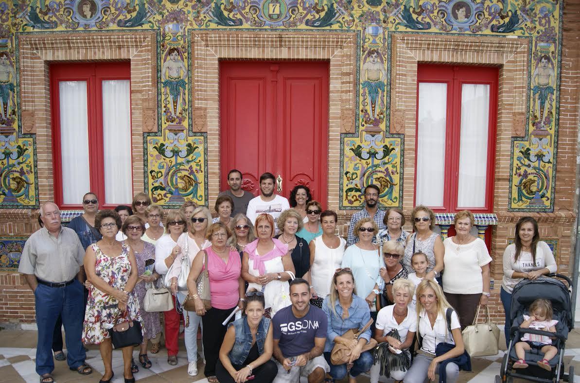 Éxito de participación en la Ruta de la Arquitectura Regionalista celebrada en el marco de la Semana del Turismo