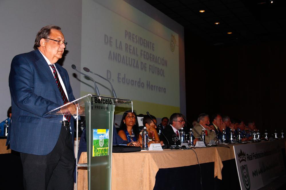 Los clubes pedirán una asamblea extraordinaria para paralizar la reestructuración de la primera andaluza