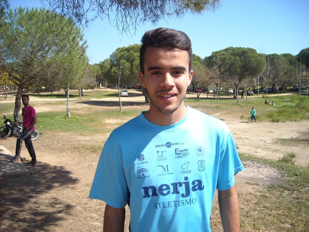Imad Barhoun es Plata en el Nacional Júnior de Clubes