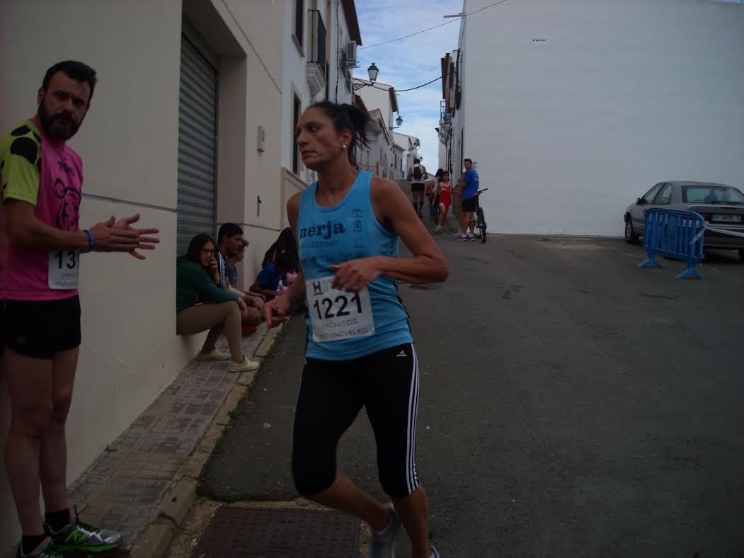 Adrián Andivia y Lidia Rodríguez, Bazas Onubenses a la Corona Andaluza de Media Maratón