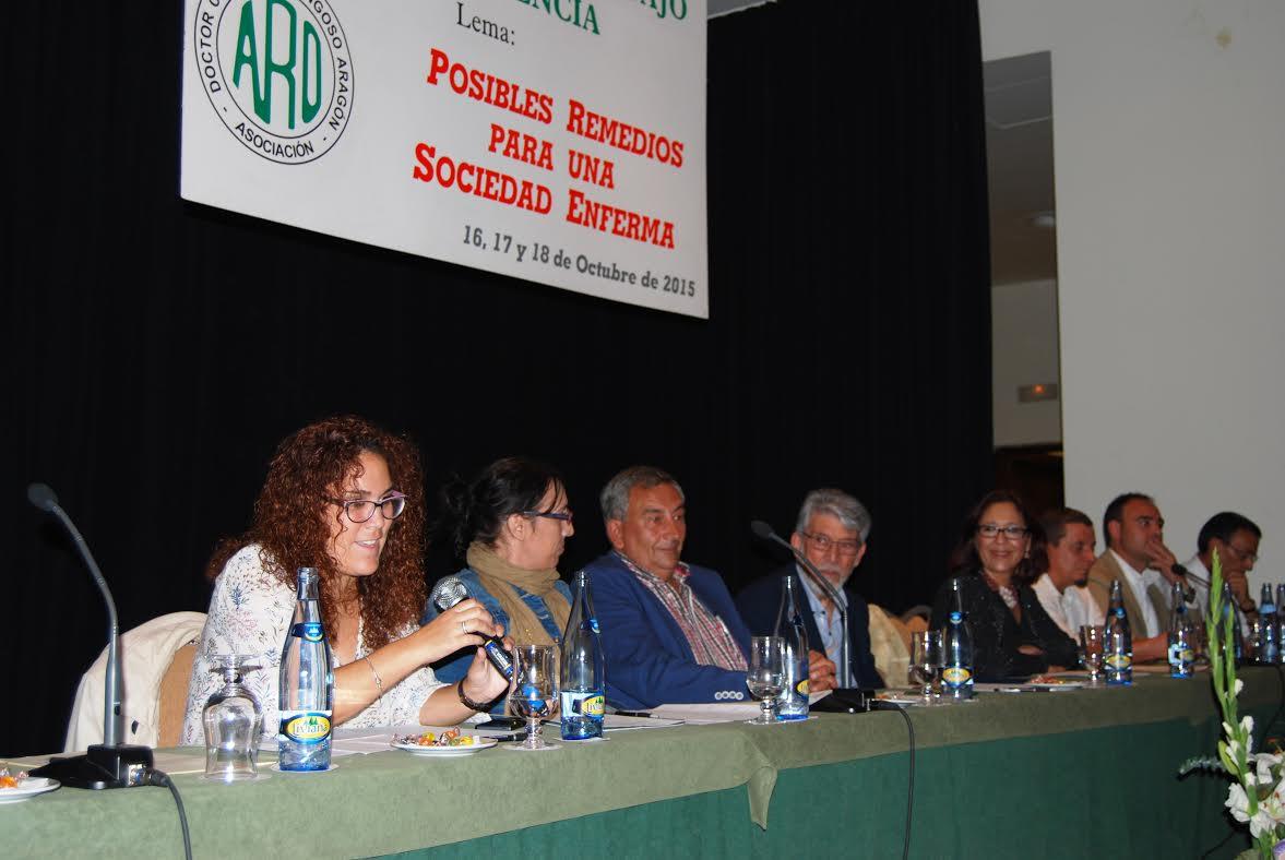 Clausuradas las Jornadas de ARO-Huelva