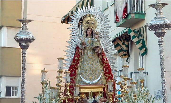 Las Fiestas Patronales de Isla Cristina centran los actos del fin de semana