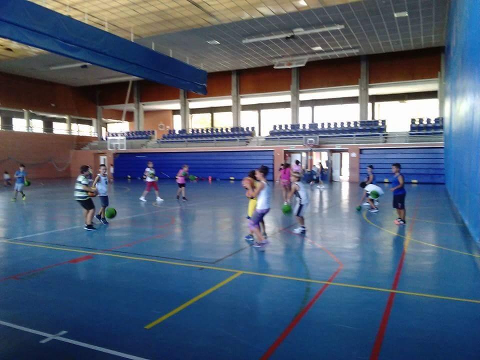 Comenzaron las Competiciones Oficiales Federadas para Los Equipos del C.B. Isla Cristina