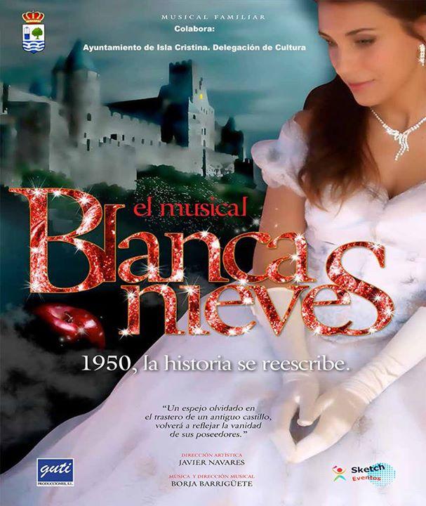 blancanieves musical