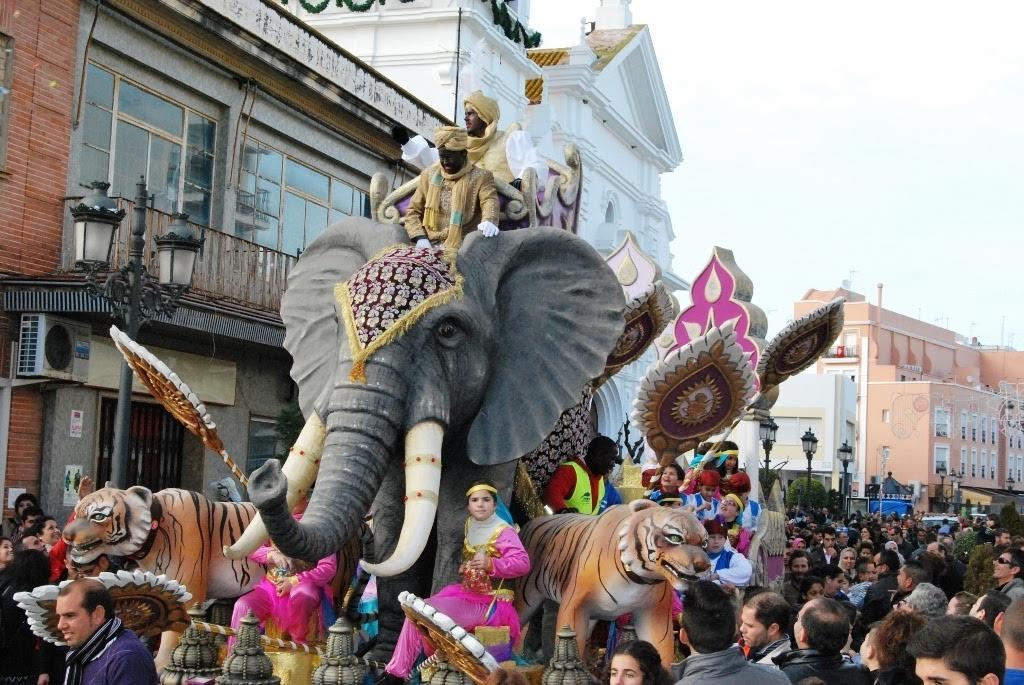La Delegación de Festejos ya prepara la Cabalgata de Reyes Magos 2016