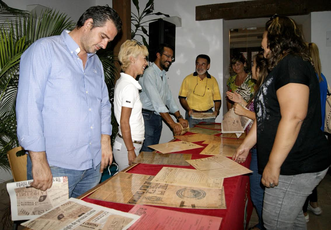Celebrada la Ruta de la Prensa de Isla Cristina en el marco de la Semana dedicada al Turismo