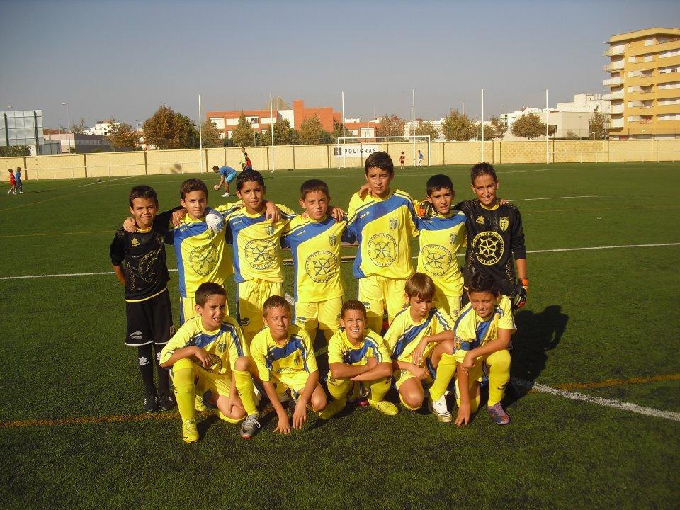 Resultados de la Cantera del Isla Cristina F.C.
