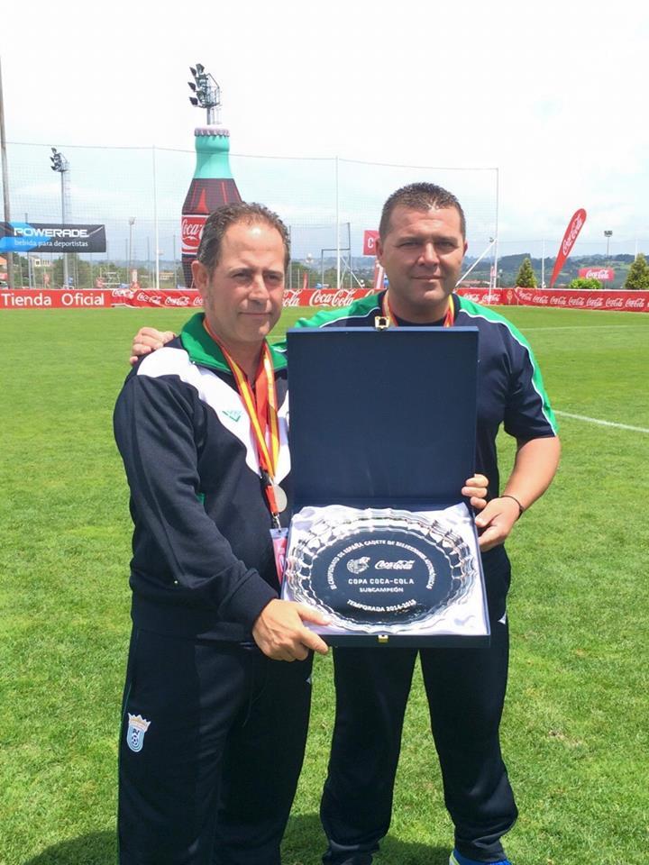 El Técnico Isleño Manolo Vaz, Entrenara de Nuevo la Selección Cadete de Huelva